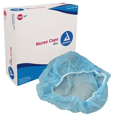 CAP NURSE BLUE OR 21