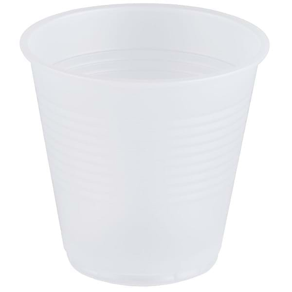 CUPS PLASTIC WHITE 5OZ 1000/BX MPS PREFERRED
