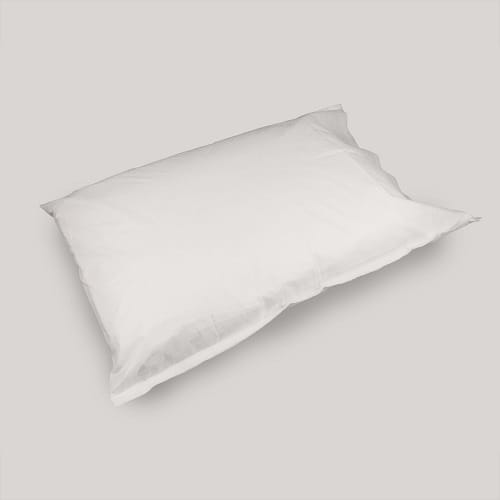 PILLOW CASE 21X30 STD WHITE DISP 100/CS MPS PREFERRED