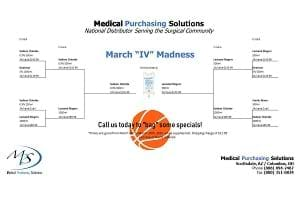 March Madness Event Brackets
